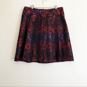Lane Bryant Skirts - Lane Bryant Metallic Brocade Skirt